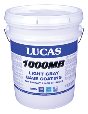 Lucas #1000MB Elastomeric Base Coating