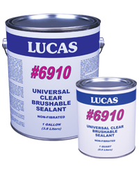 Lucas #6910 Universal™ Clear Sealant - Non-Fibrated