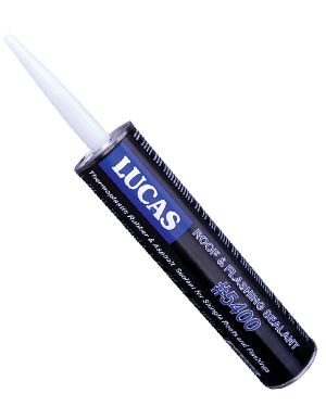 Lucas #5400 Thermoplastic Rubberized Asphalt Sealant