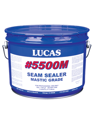 Lucas #5500 Seam Sealer
