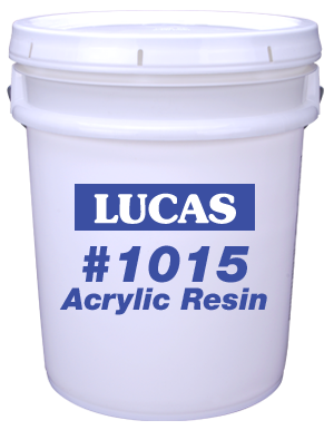 Lucas #1015 Acrylic Resin
