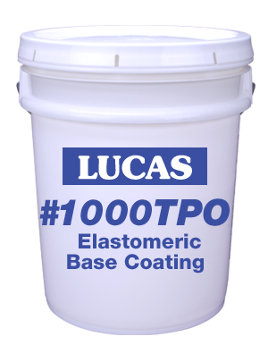 Lucas #1000TPO Elastomeric Base Coating