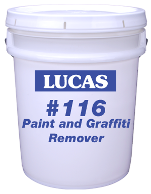 116 Paint and Graffiti Remover