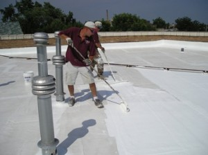 Lucas 1000tc Elastomeric Roof Coating